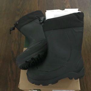 Kamik snobuster1 black boot toddler sz 10